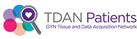TDAN Patients Logo